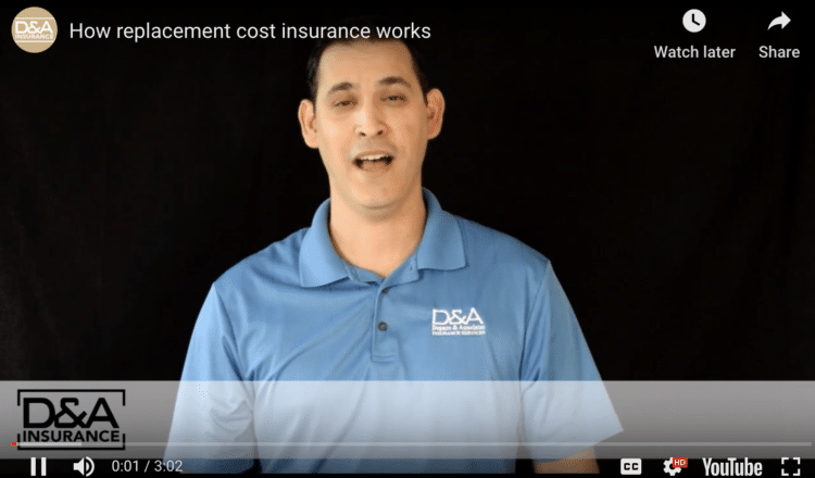Replacement Cost and How it Affects Affordable Home Insurance