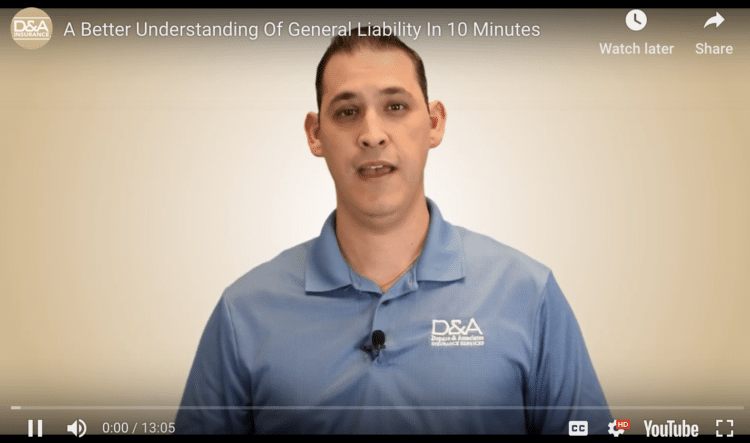 A Better Understanding Of General Liability In 10 Minutes
