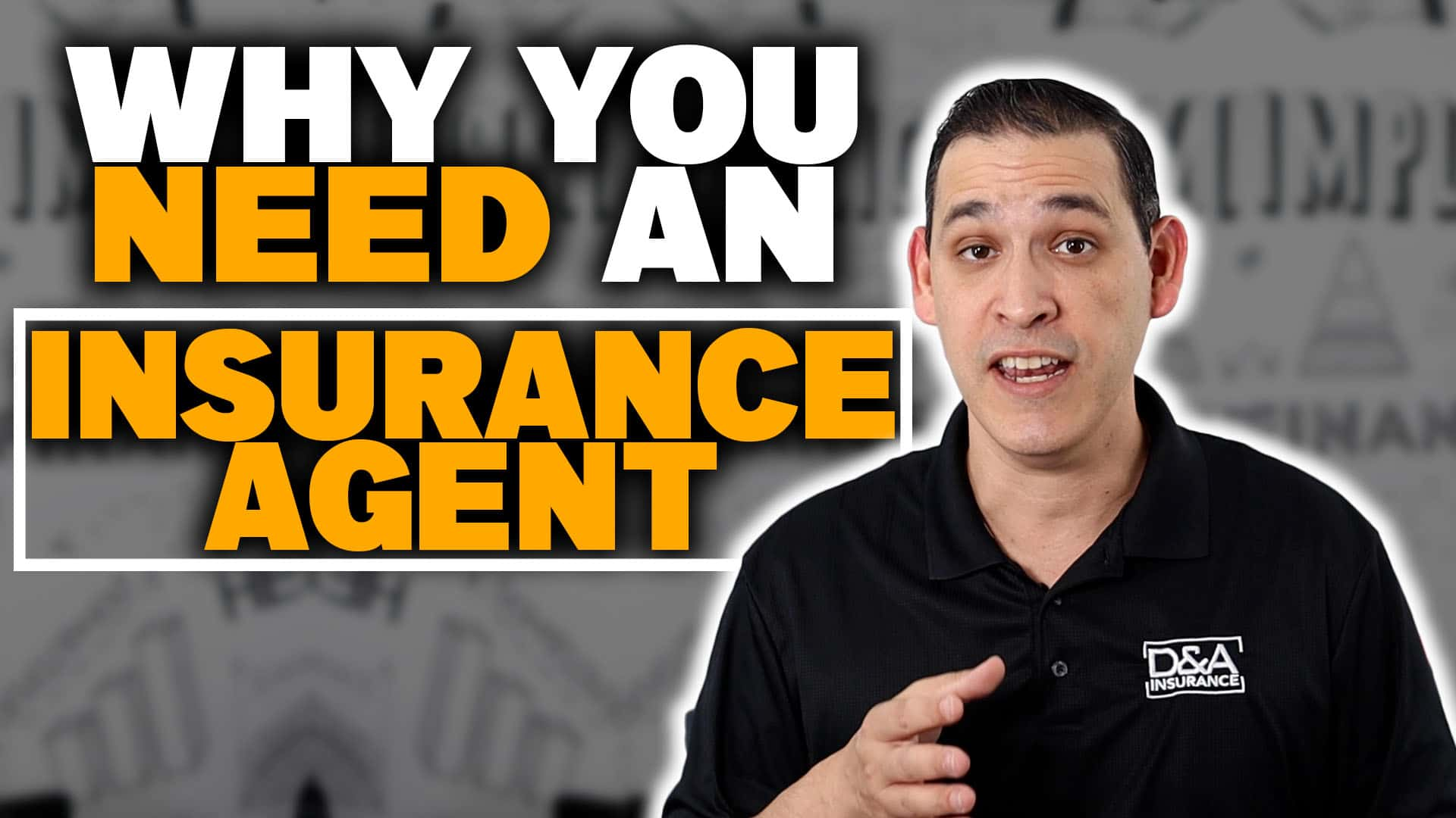Why You Need an Insurance Agent to Buy Insurance