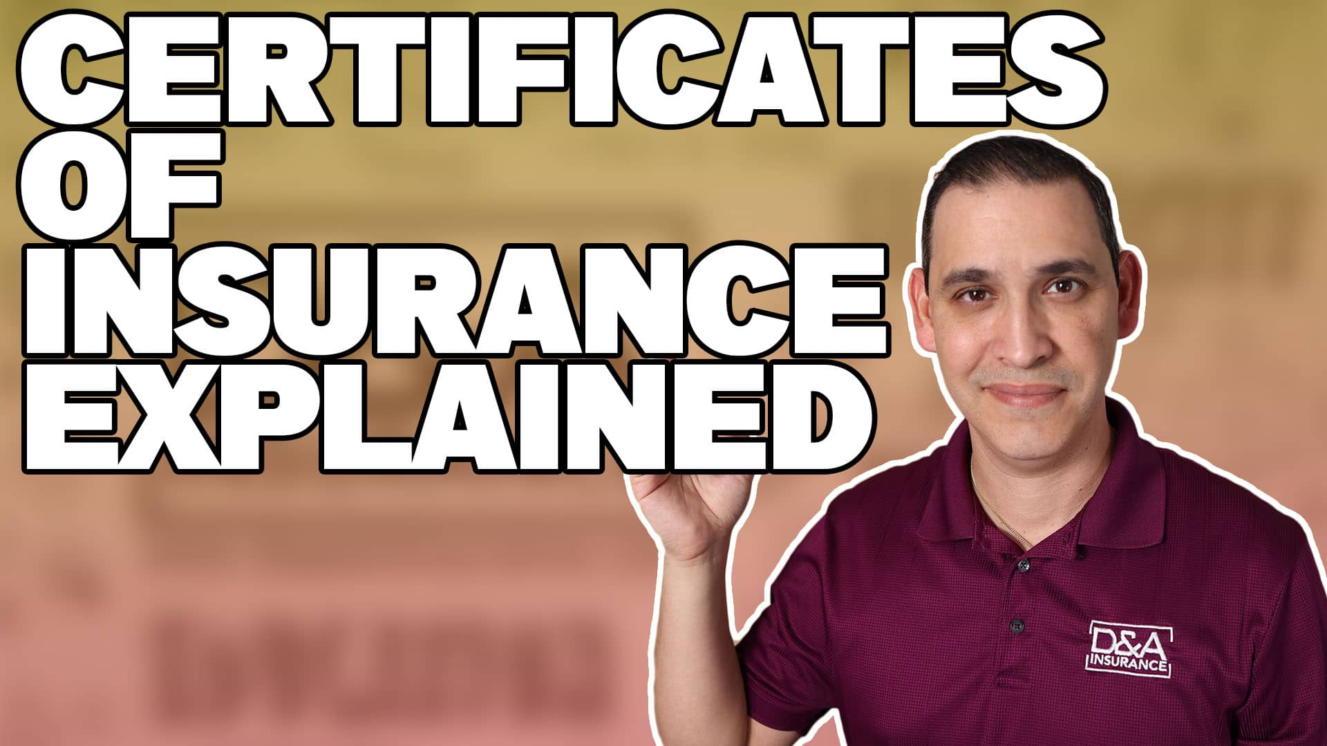 Certificate Holder and Additional Insured