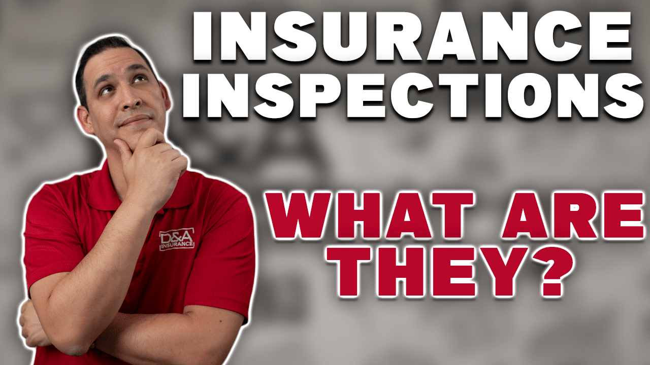 What are Insurance Inspections?
